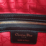 Load image into Gallery viewer, Christian Dior Black Lady Dior
