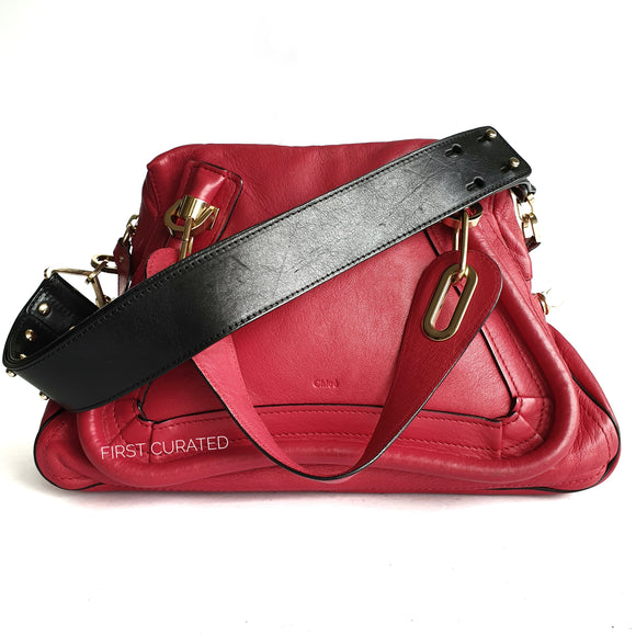 Chloe Paraty with Military Strap