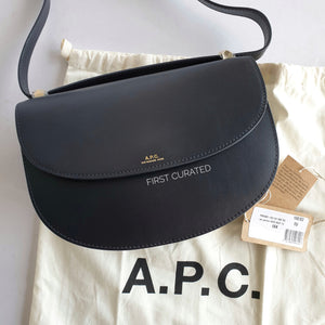 A.P.C. Sac Geneve in Dark Navy