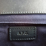 Load image into Gallery viewer, A.P.C. Sac Geneve in Dark Navy