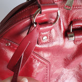 Saint Laurent Red Patent Muse