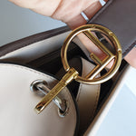 Load image into Gallery viewer, Fendi Runaway Two-tone Tote