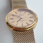 Load image into Gallery viewer, Omega Gold Round Watch