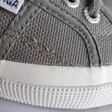 Superga Grey Sneakers, size 39.5
