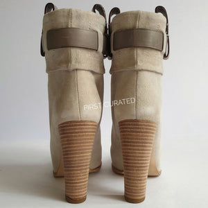 Reed Krakoff Grey Boots, size 35.5