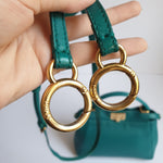Load image into Gallery viewer, Fendi Teal Peekaboo