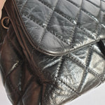 Load image into Gallery viewer, Chanel Black Flap Bag
