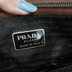Load image into Gallery viewer, Prada Nylon Backpack with Chain Strap Detail