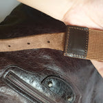 Load image into Gallery viewer, Balenciaga Brown Sling