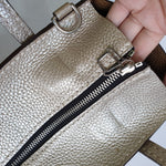 Load image into Gallery viewer, Moreau Brégançon Mini Zip Tote