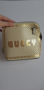 Load and play video in Gallery viewer, Gucci Guccy Crossbody