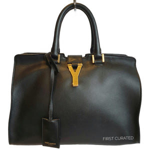 Saint Laurent Y-Cabas, Black