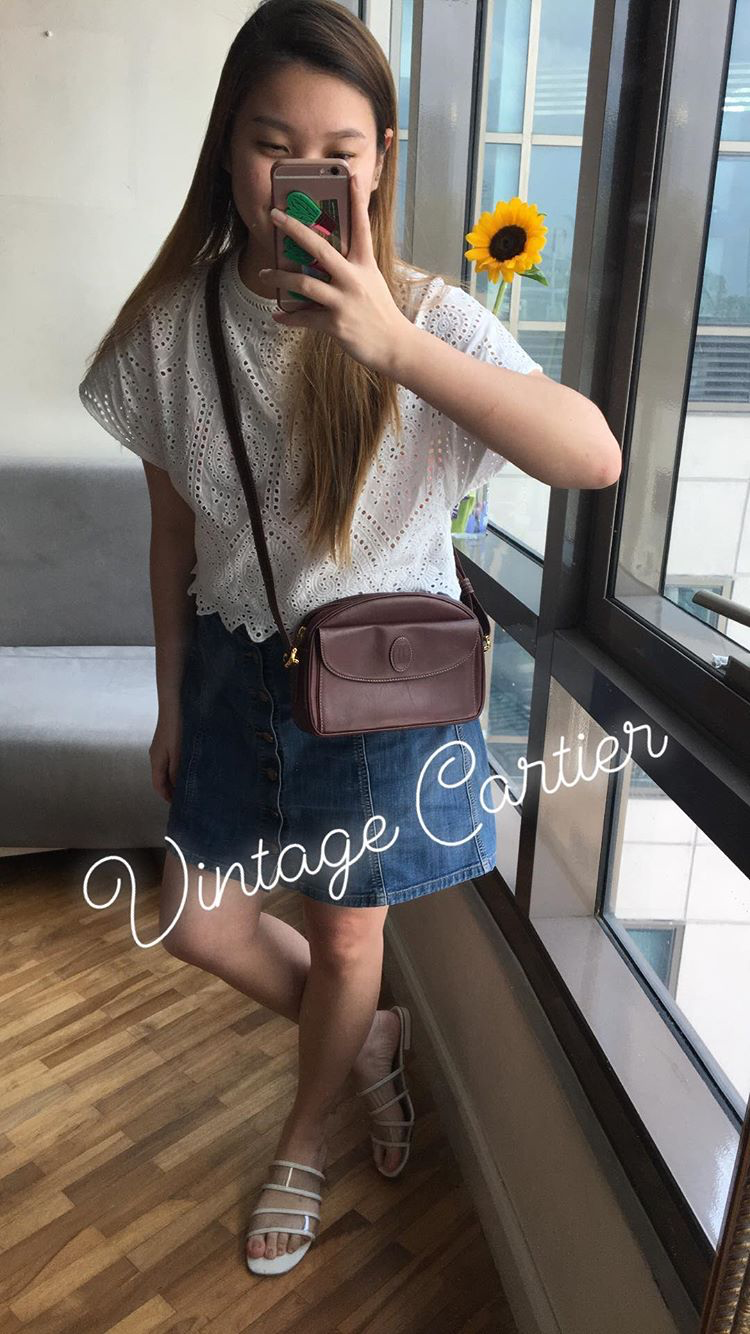 Cartier  Crossbody Bag