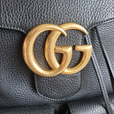 Gucci Large Black Marmont Backpack