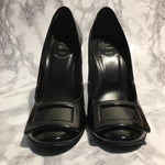 Load image into Gallery viewer, Roger Vivier Black Pumps, Size 39