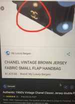 Load image into Gallery viewer, Chanel Brown Flap (0 series)