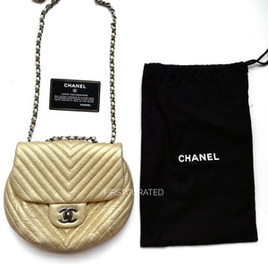 Chanel Chevron Sling
