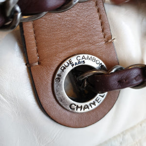 "Chanel ""In the Mix"" Leather Two-Way Bag"