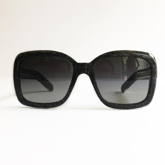 Chanel Sunglasses with Tweed Acetate Frames