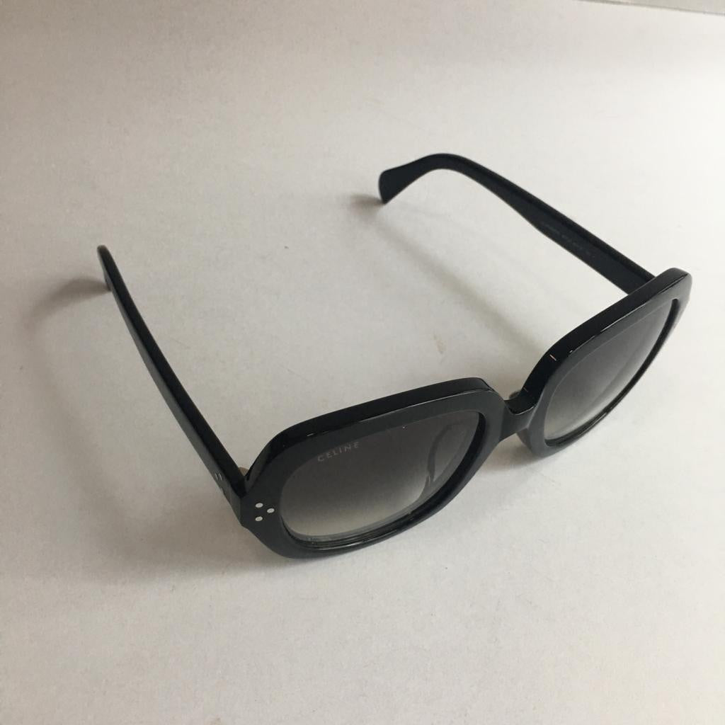 Celine Sunglasses, Black Frames