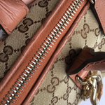 Load image into Gallery viewer, Gucci Monogram Handbag with Strap