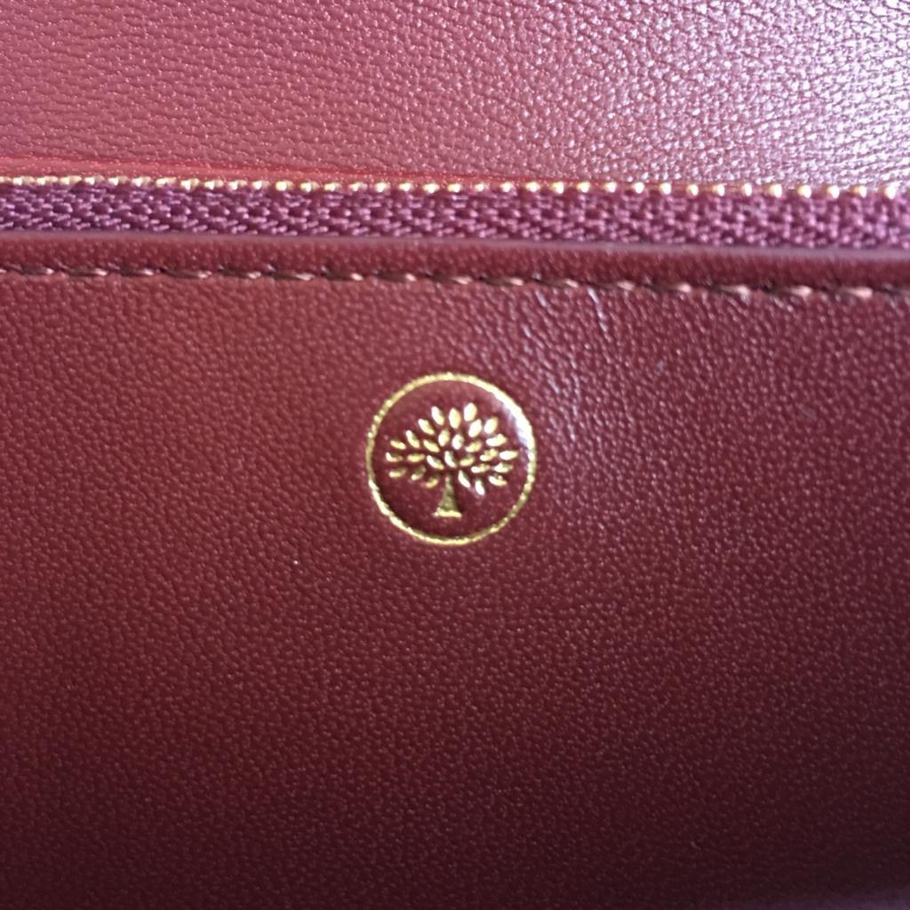 Mulberry Lilac Wallet