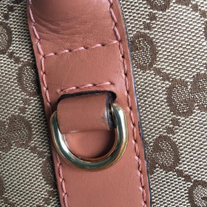 Gucci Monogram Handbag with Strap
