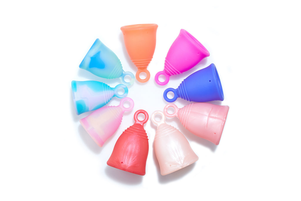 Choosing the right Menstrual Cup size