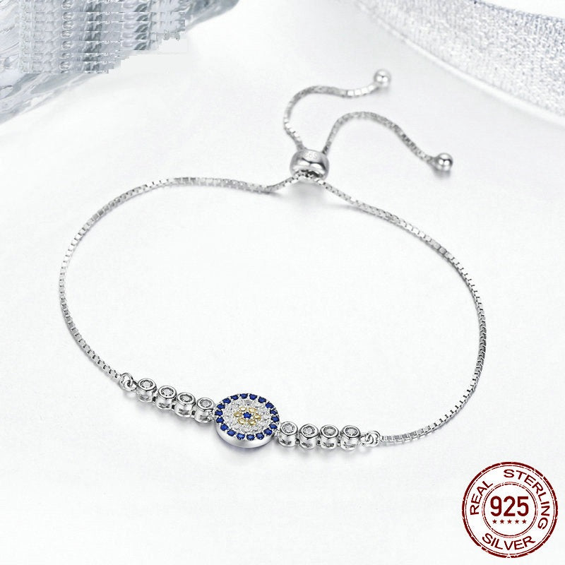 Women's Elegant Adjustable Link Chain Bracelet