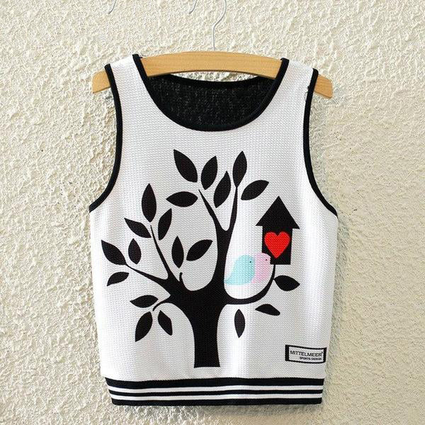 21 designs of Women's Sleeveless Crop Top Cropped Tops / Fitness Vest Tank Tops
