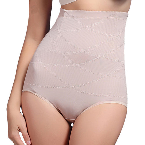 Women's High Waist Abdomen Shaping & Butt Lifting Panties