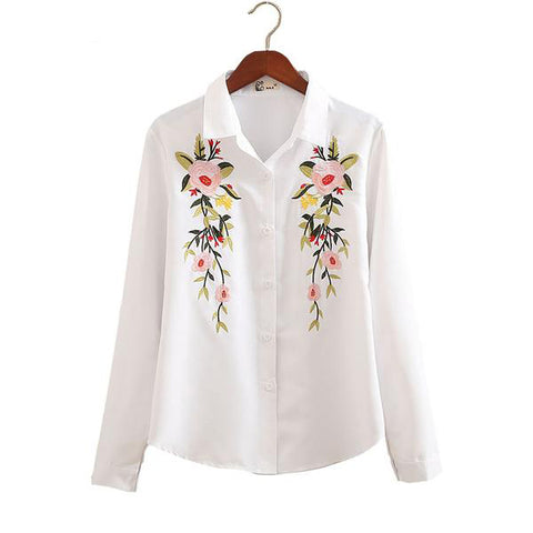 Women's Summer Blouses with O-neck and Short-Sleeves with Lace Patchwork