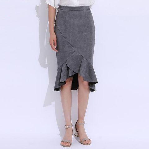 Women's High waist Pleated Mini Skirt Shorts in 5 Colors