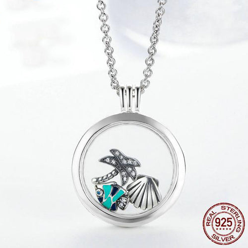 Beauty of the Ocean Pendant Necklace for women