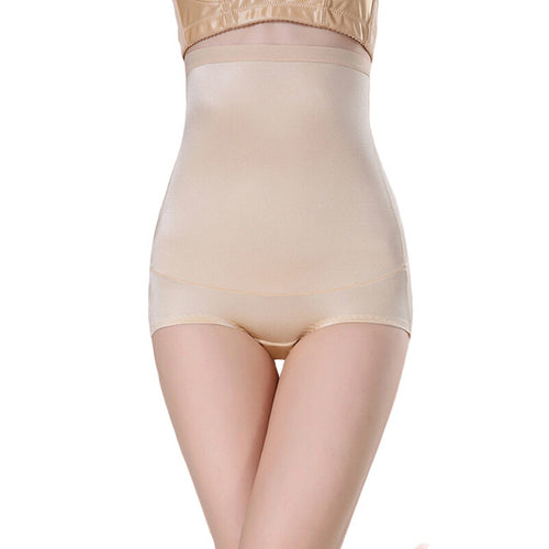 Women's High Waist Body Shaping Panties for Belly Control and Waist Slimming