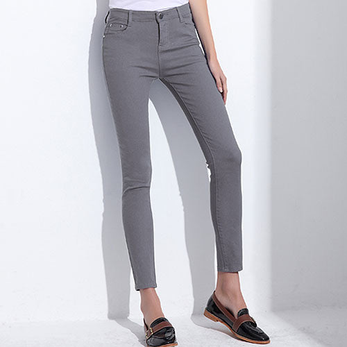 Women's Pencil Stretch Pants (Jeans) in 17 Attractive Colors