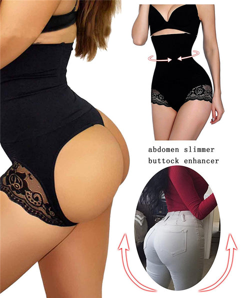 Women's Waist Trainer and Butt Lifting Panties