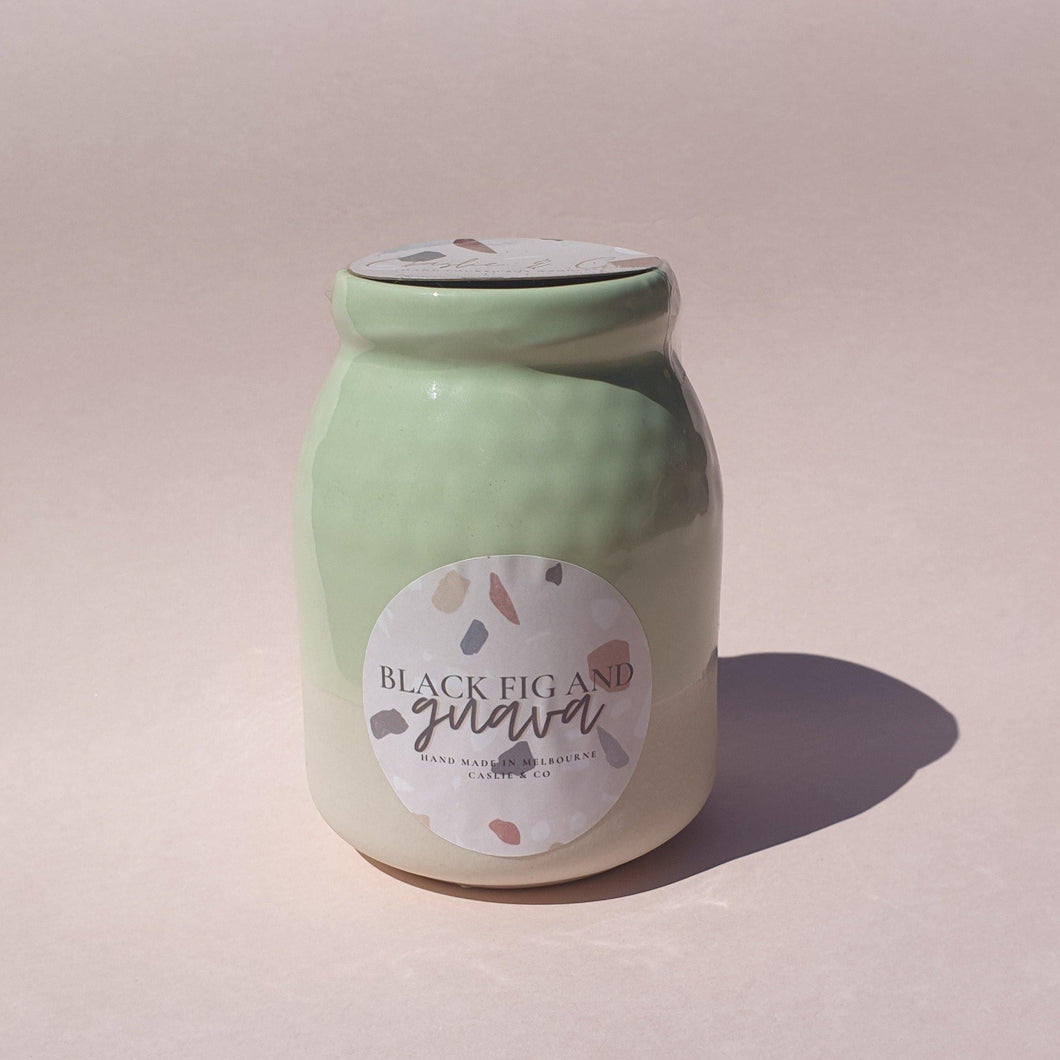 ROBERT GORDON SOY CANDLE MILK POT