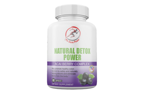 Natural Detox Power