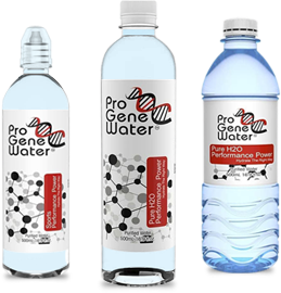 Packaged Drinking Water Bottle - Pro Gene Power