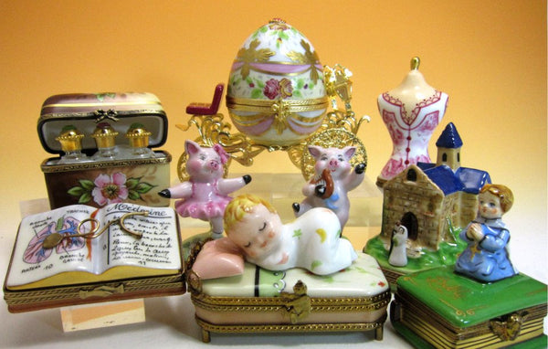 Limoges Figurine Collection