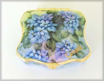 Limoges Boxes Gifts Authentic Limoges Box French Porcelain