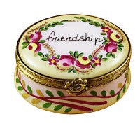 Friendship Limoges Boxes Gift