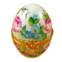 Egg Limoges Boxes Faberge