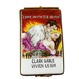 Gone with the Wind Limoges Boxes Porcelain