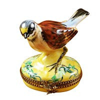 Bird Limoges Boxes French Porcelain Figurines