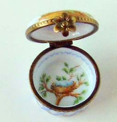 Hand Painted Limoges Boxes