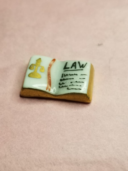 Law Book  -  Goodie Trinket