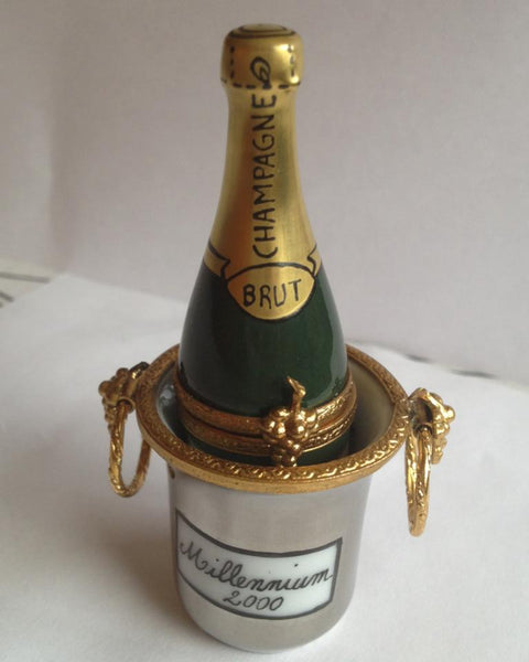 Millenium Bucket of Champagne  - Made by Artoria for Sinclair