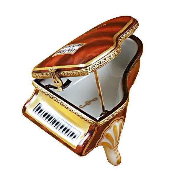 MINI PIANO LIMOGES BOXES BOUTIQUE
